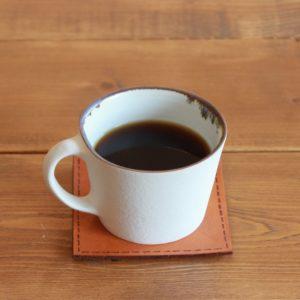 美味しいコーヒーのできあがり