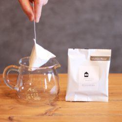 ダンク式コーヒーバッグ